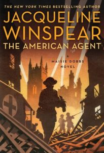 The American Agent (Maisie Dobbs #15) cover image