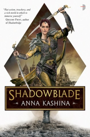 Joint Review: Shadowblade by Anna Kashina