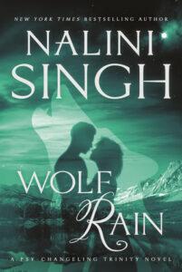 Wolf Rain (Psy-Changeling #18, Psy-Changeling Trinity #3)