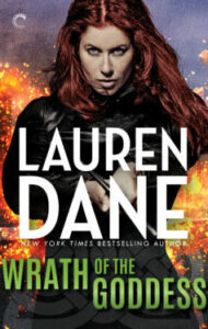 Wrath of the Goddess (Goddess with a Blade #5)