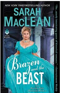 Brazen and the Beast (Bareknuckle Bastards #2)