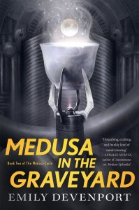 Medusa in the Graveyard (Medusa Cycle #2)