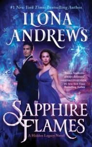 Sapphire Flames (Hidden Legacy #4)
