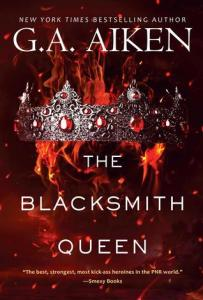 The Blacksmith Queen (Scarred Earth #1)