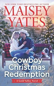 Cowboy Christmas Redemption (Gold Valley #8) Cover Image