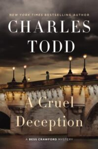 Cover image - A Cruel Deception (Bess Crawford #11)