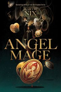 Cover image - Angel Mage