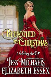 Cover image - Betrothed by Christmas