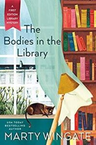 Cover image - Bodies in the Library (First Edition Library Mystery #1)