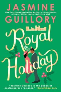 Cover image - Royal Holiday (Wedding Date #4)