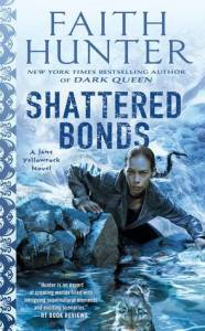 Cover image - Shattered Bonds (Jane Yellowrock #13)