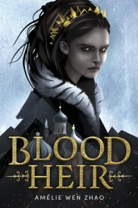 Blood Heir (Blood Heir #1)