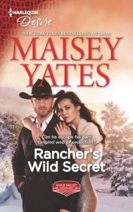 Rancher's Wild Secret (Gold Valley Vineyards #1)