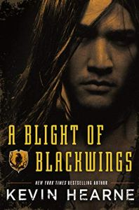 A Blight of Blackwings (Seven Kennings #2)