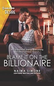 Blame it on the Billionaire (Blackout Billionaires #3)
