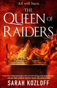 The Queen of the Raiders (Nine Realms #2)