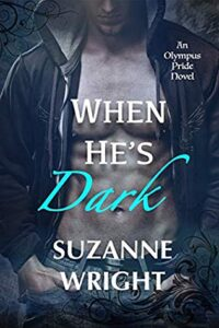 When He's Dark (Olympus Pride #1)