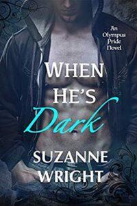 When He's Dark (Olympus Pride #1)