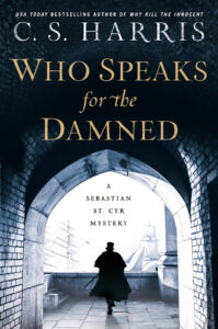 Who Speaks for the Damned (Sebastian St. Cyr #15)
