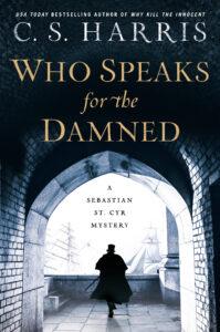 Who Speaks for the Damned (Sebastian St. Cyr #15)
