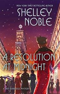 A Resolution at Midnight (Lady Dunbridge #3)