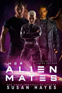 Her Alien Mates (The Drift- Haven Colony #1)