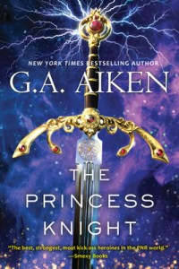 The Princess Knight (The Scarred Earth #2)