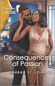 Consequences of Passion (Locketts of Tuxedo Park #1)