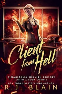 Client From Hell (Magically Hellish Comedy #1)