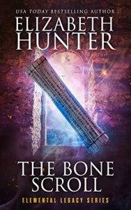 The Bone Scroll (Elemental Legacy #5)