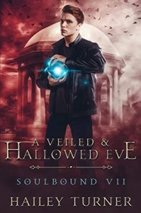 A Veiled and Hallowed Eve (Soulbound #7)
