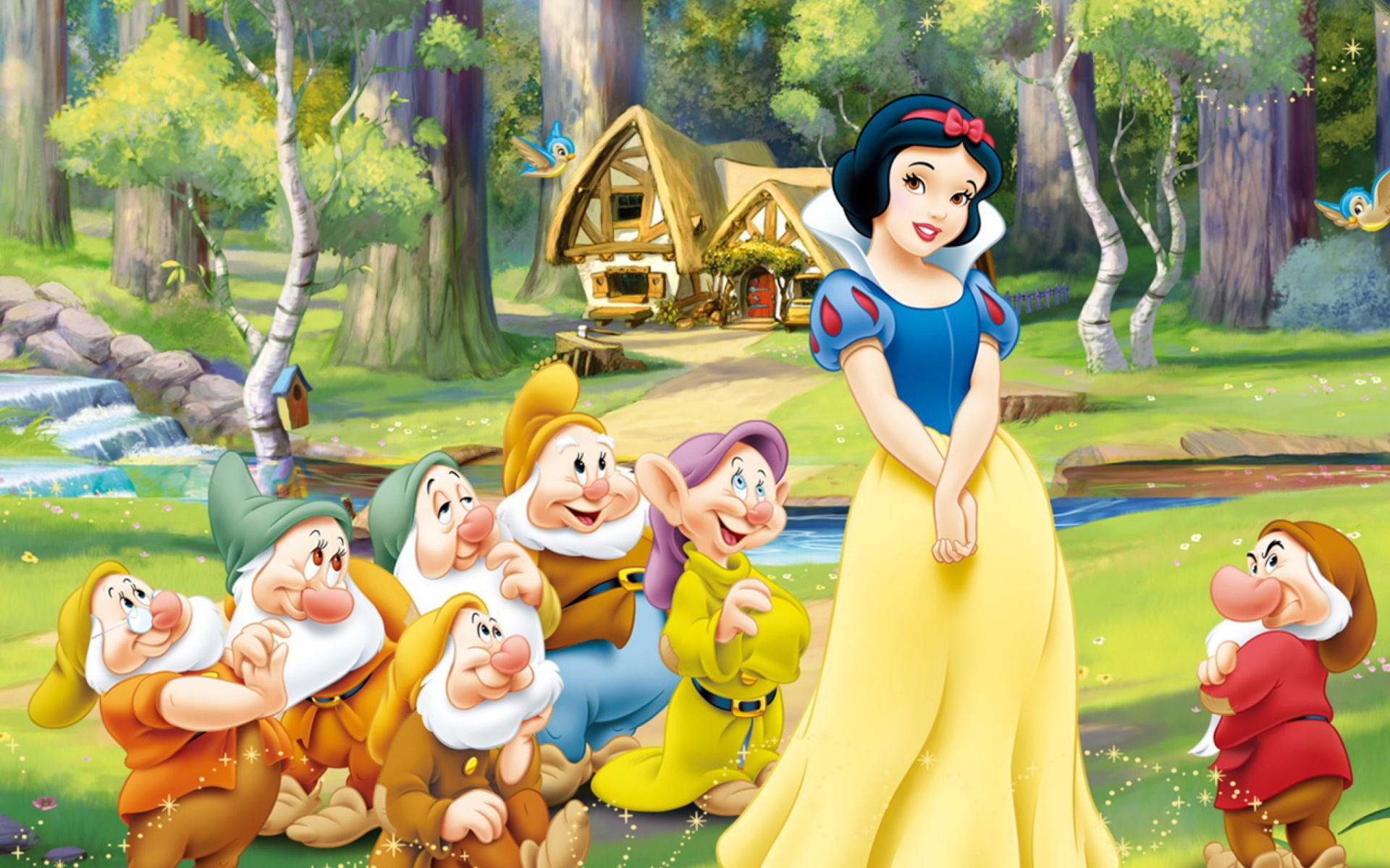 Snow White The Real Story