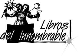 Logo Libros del Innombrable