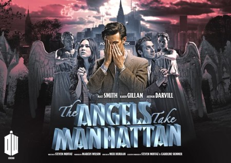 Doctor Who (Angels Take Manhattan)
