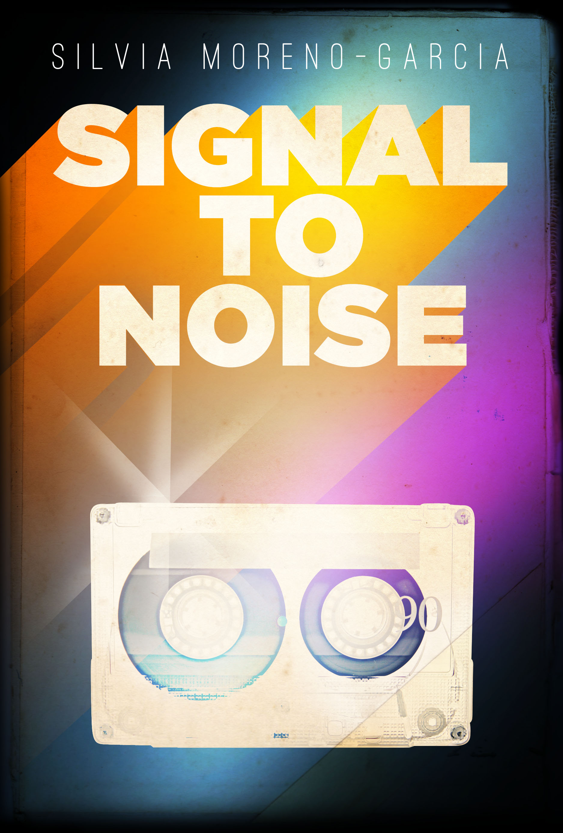 Image result for signal to noise silvia moreno-garcia