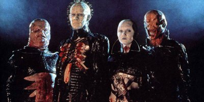 Hellraiser and Cenobites