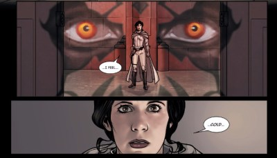 Leia Shattered Empire