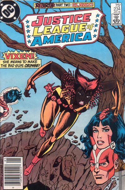 Justice League of America vol. 1 #234