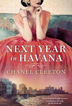 Image may contain: one or more people, text that says 'NEXT YEAR in HAVANA CHANEL CLEETON'