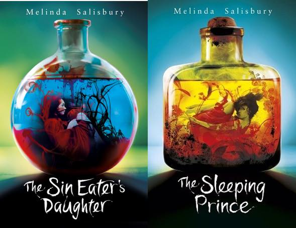 Image may contain: 1 person, text that says 'Melinda Salisbury Melinda Salisbury The Sin Eater's 's The Sleeping Daúghter Prince'