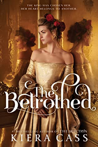 The Betrothed Cover