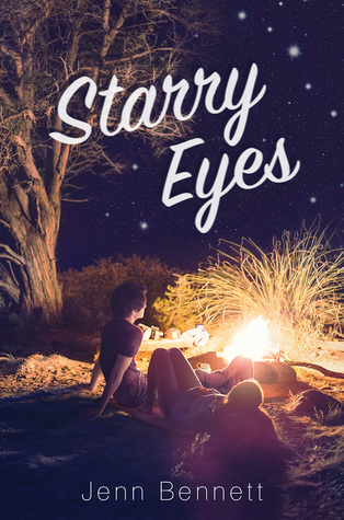 Starry Eyes Cover