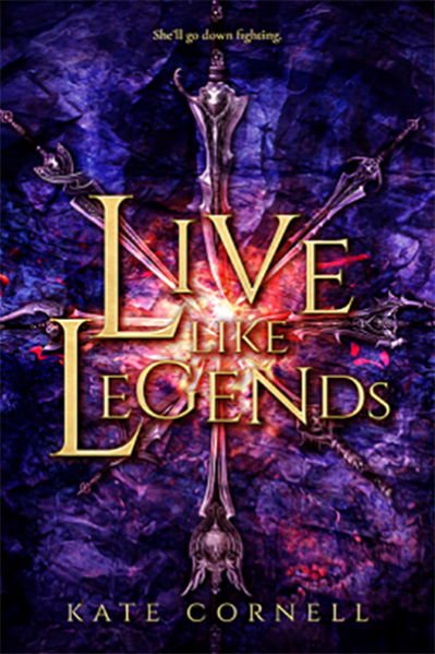 Live Like Legends cover