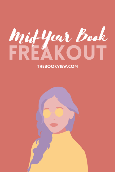 mid-year book freakout tag image