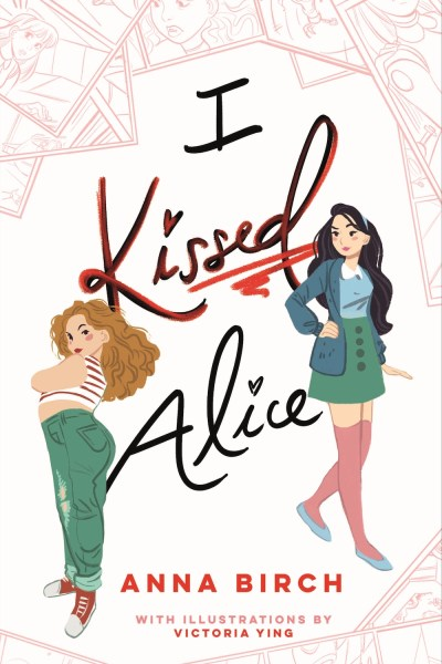 I Kissed Alice cover