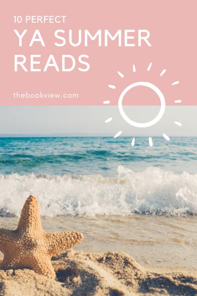 10 Perfect YA Summer Reads pin
