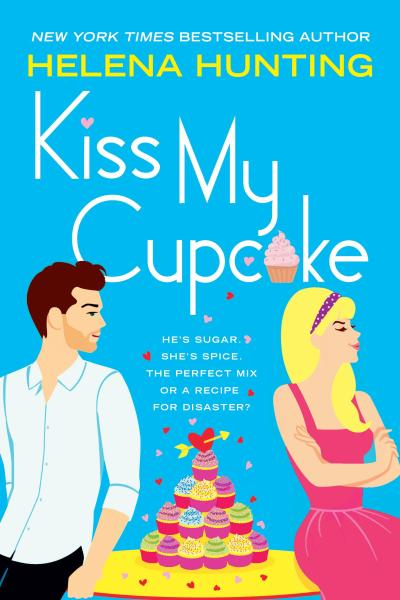 Kiss My Cupcake cover
