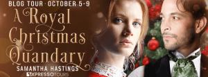 A Royal Christmas Quandary banner