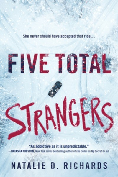 Five Total Strangers cover