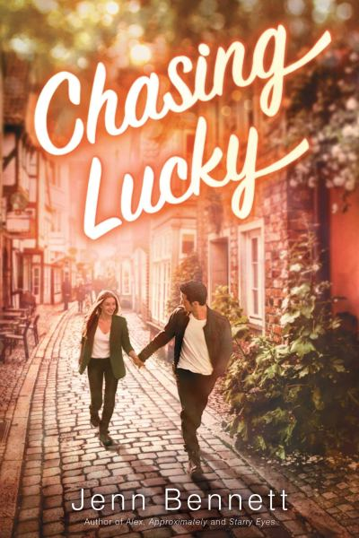Chasing Lucky cover